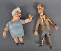 BOLEXBROTHERS - UNKNOWN PRODUCTION - FOAM LATEX ELDERLY COUPLE