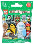 LARGE LEGO MINIFIGURES EX SHOP DISPLAY ADVERTISING BAG