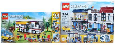 LEGO SETS - LEGO CREATOR - 31026 / 31052