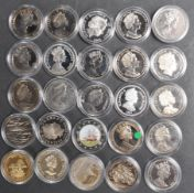 LARGE COLLECTION OF COLLECTABLE COINS