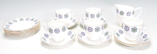 RETRO TEA SERVICE BY DUCHESS