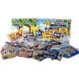 LARGE COLLECTION OF ASSORTED LEGO MINI LEGO SETS & ACCESSORIES