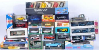 COLLECTION OF ASSORTED BOXED DIECAST MODELS