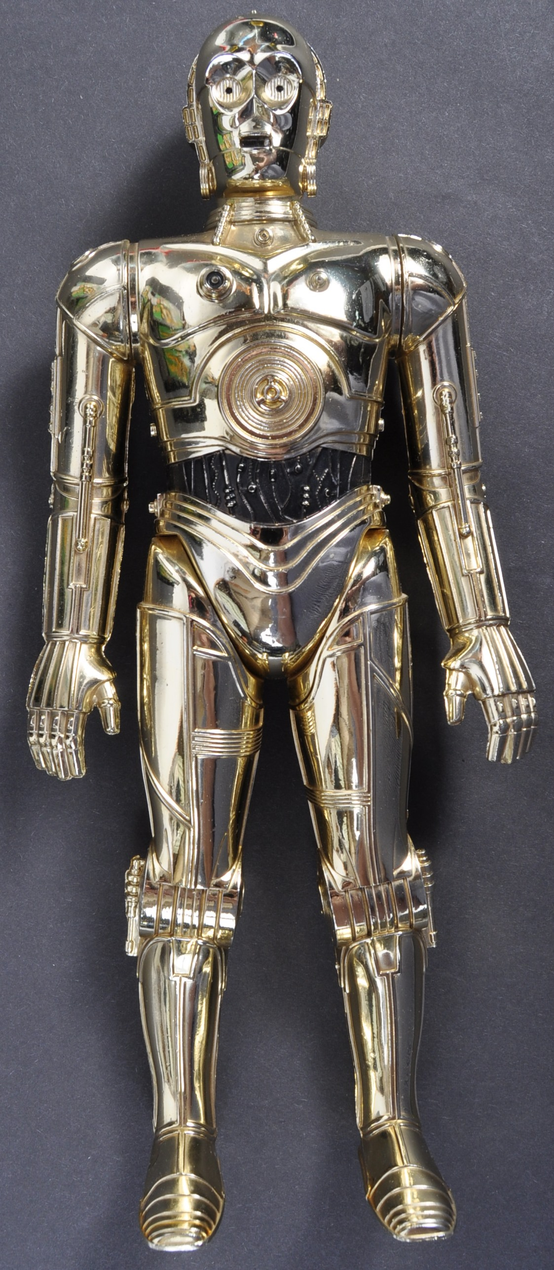 """STAR WARS - RARE DENYS FISHER 12"""" C3PO BOXED ACTION FIGURE - Image 4 of 6"""