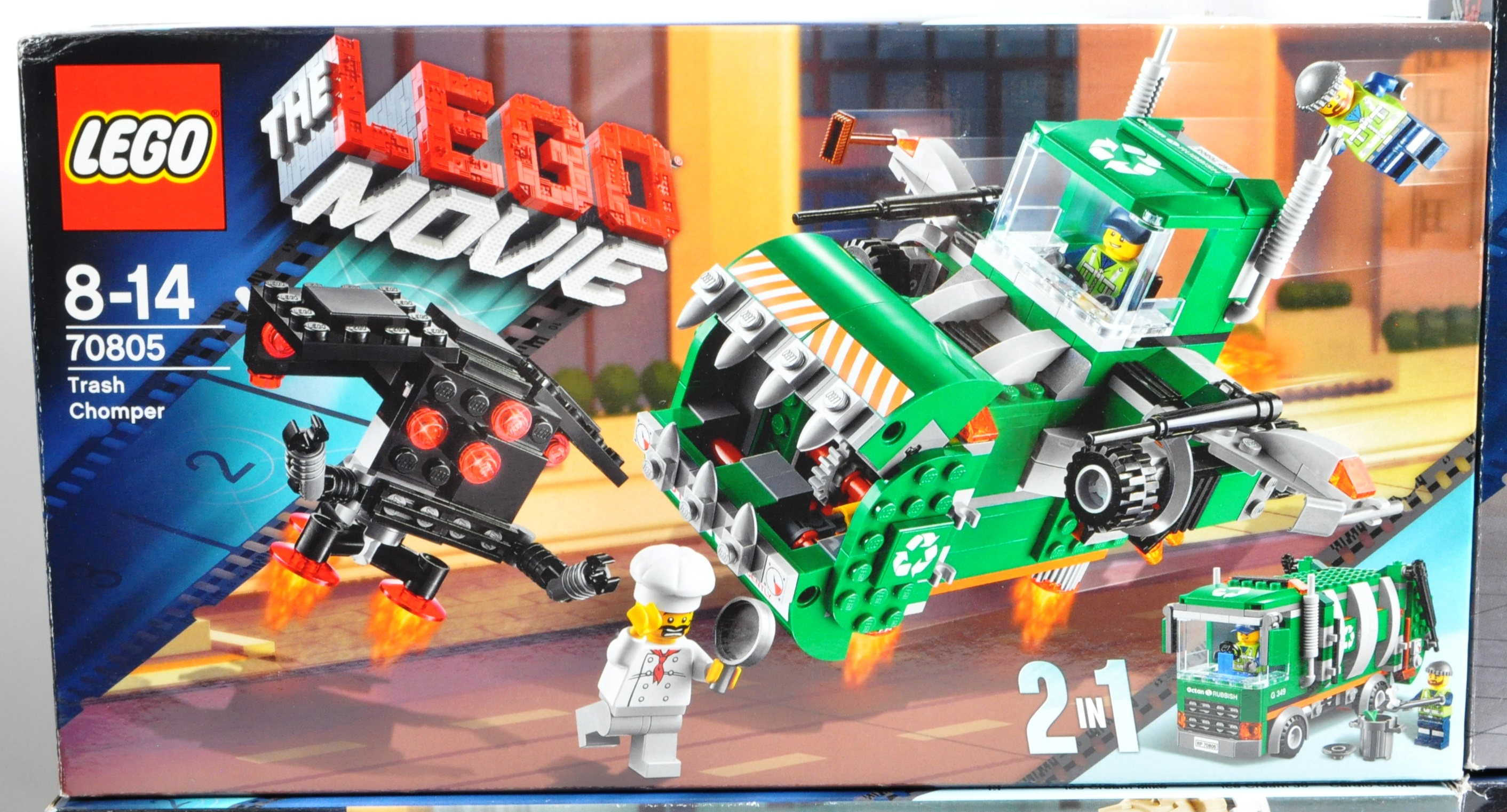 LEGO SETS - THE LEGO MOVIE - COLLECTION OF X7 LEGO MOVIE SETS - Image 3 of 17