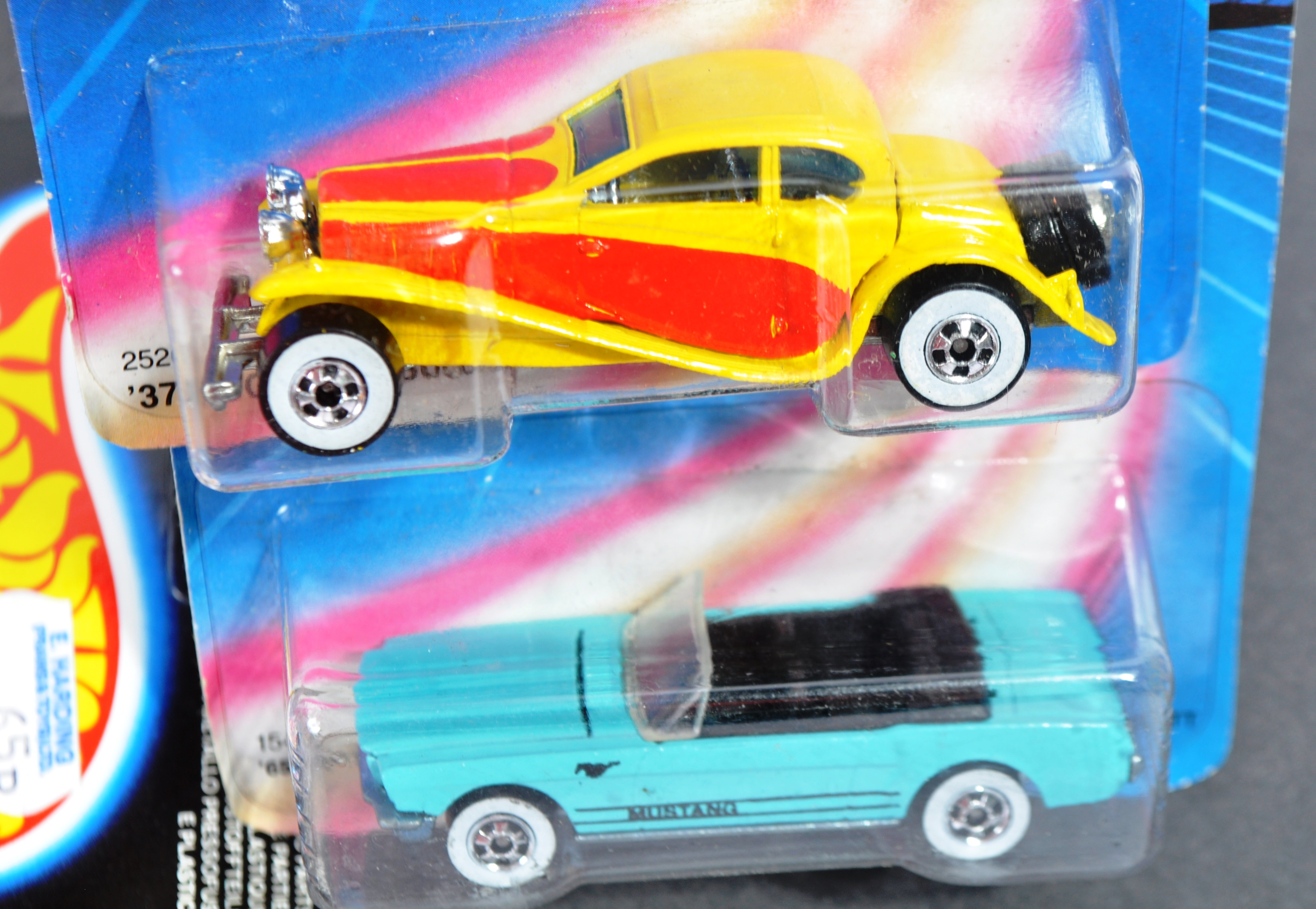 COLLECTION OF X7 VINTAGE MATTELL HOTWHEELS DIECAST CARS - Image 2 of 6