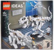 LEGO SET - LEGO IDEAS - 21320 - DINOSAUR FOSSILS