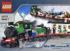LEGO SET - LEGO CREATOR EXPERT - 10173 - HOLIDAY TRAIN