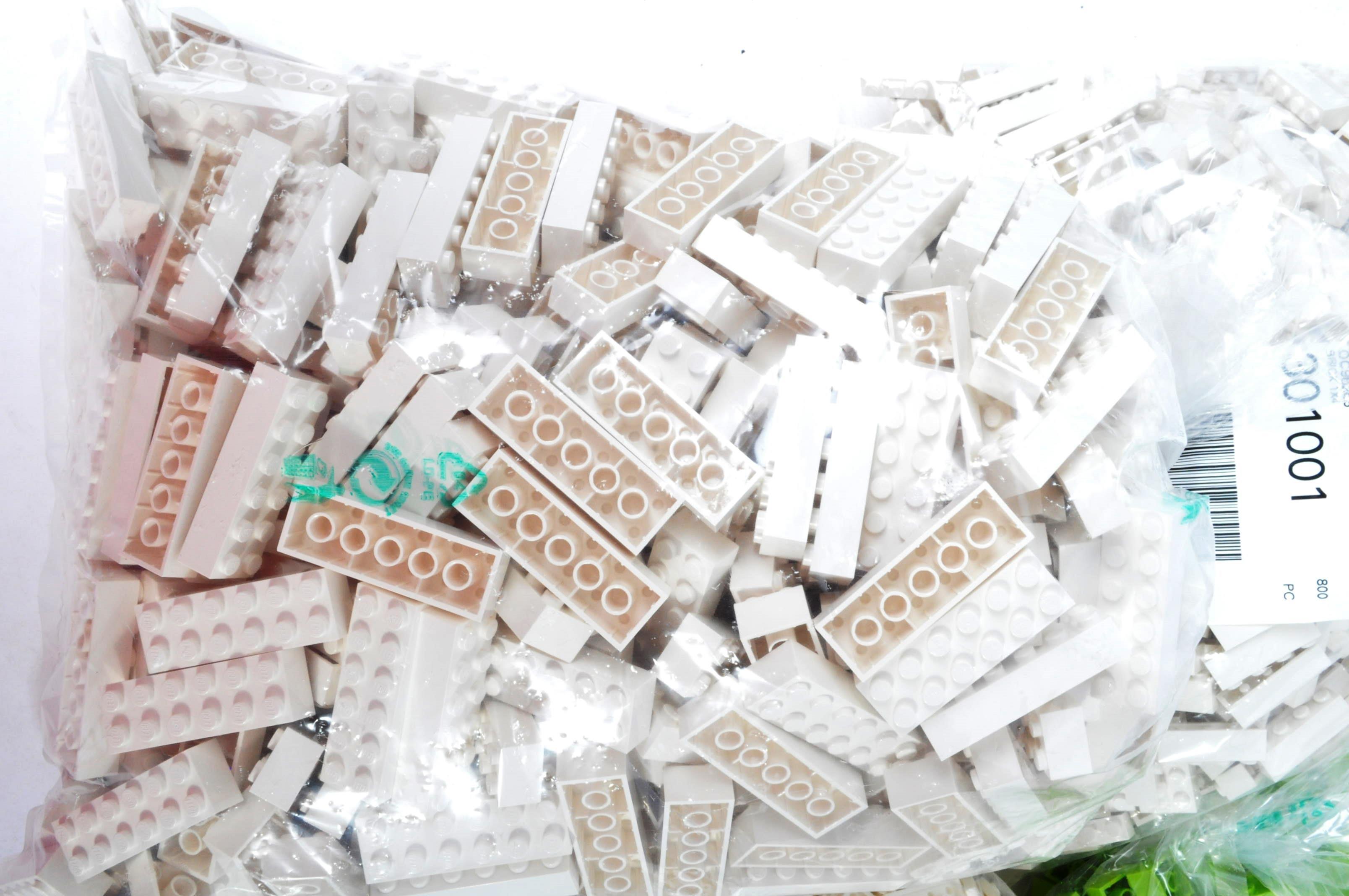LEGO - 10KG OF BRAND NEW UNUSED LEGO BUILDING BRICKS - Image 2 of 7