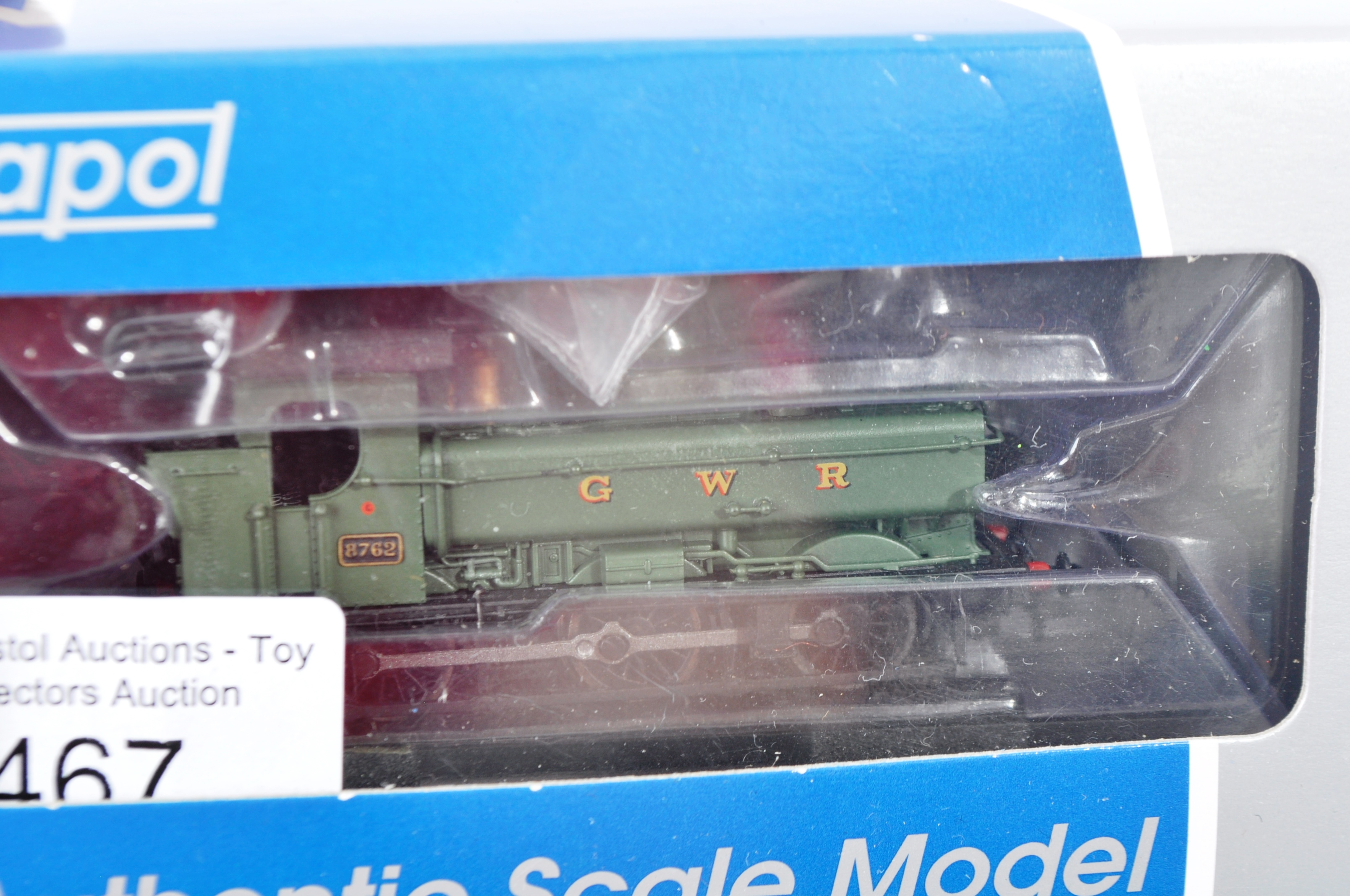 ORIGINAL DAPOL N GAUGE MODEL RAILWAY TRAINSET LOCOMOTIVE - Image 2 of 3