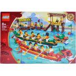 LEGO SET - 80103 - DRAGON BOAT RACE