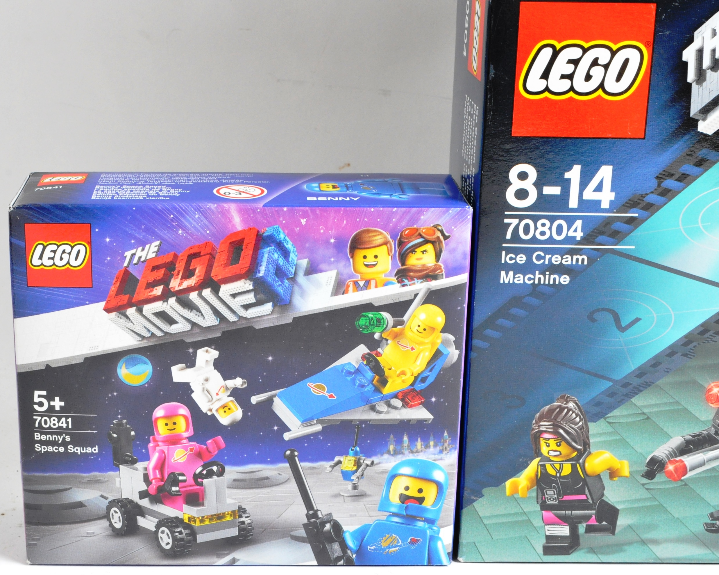 LEGO SETS - THE LEGO MOVIE - COLLECTION OF X7 LEGO MOVIE SETS - Image 2 of 17
