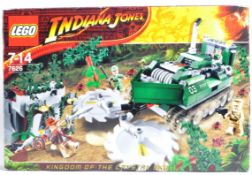 LEGO SET - LEGO INDIANA JONES - 7626 - JUNGLE CUTTER