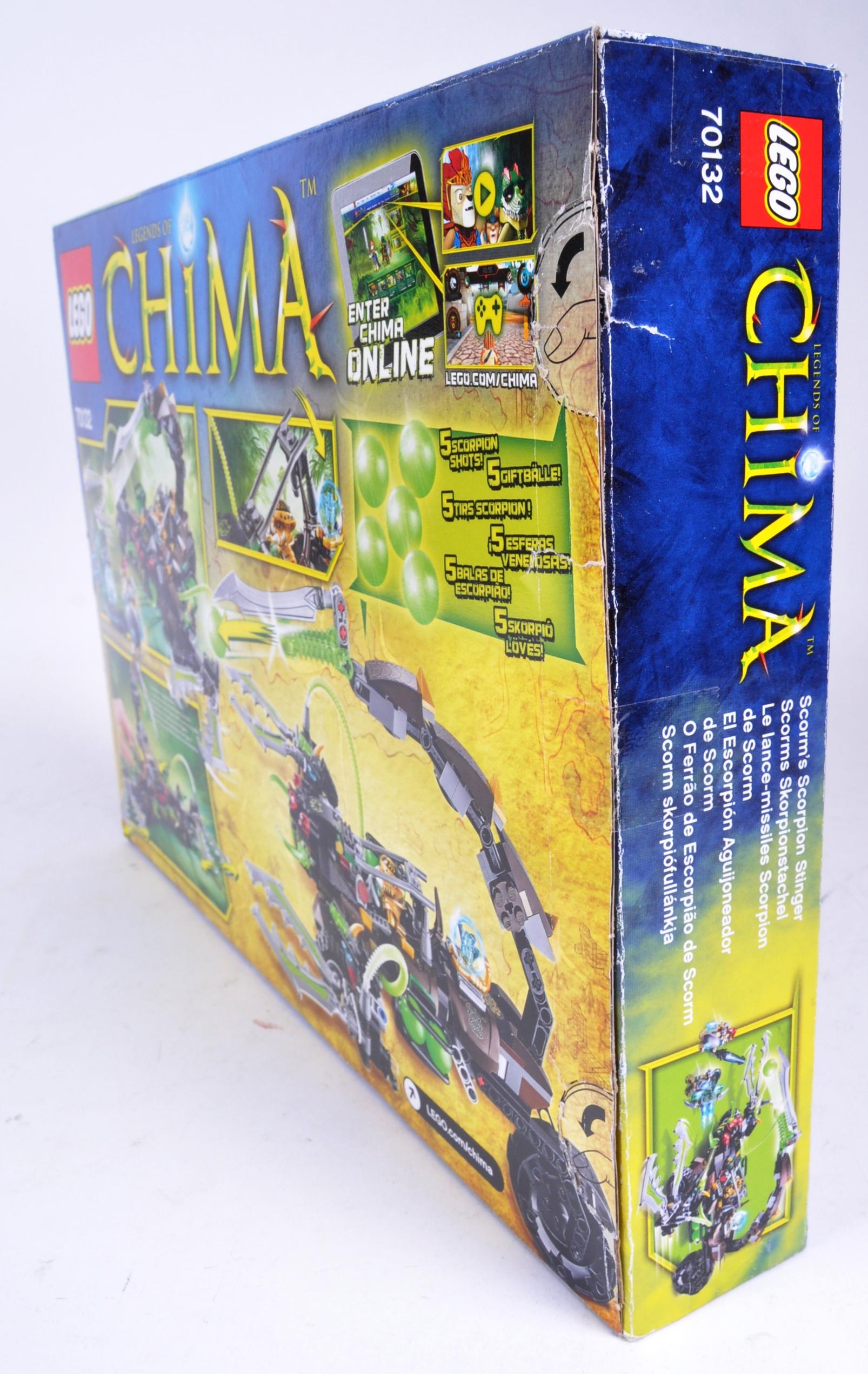 LEGO SETS - LEGENDS OF CHIMA - 70004 / 70132 - Image 5 of 6