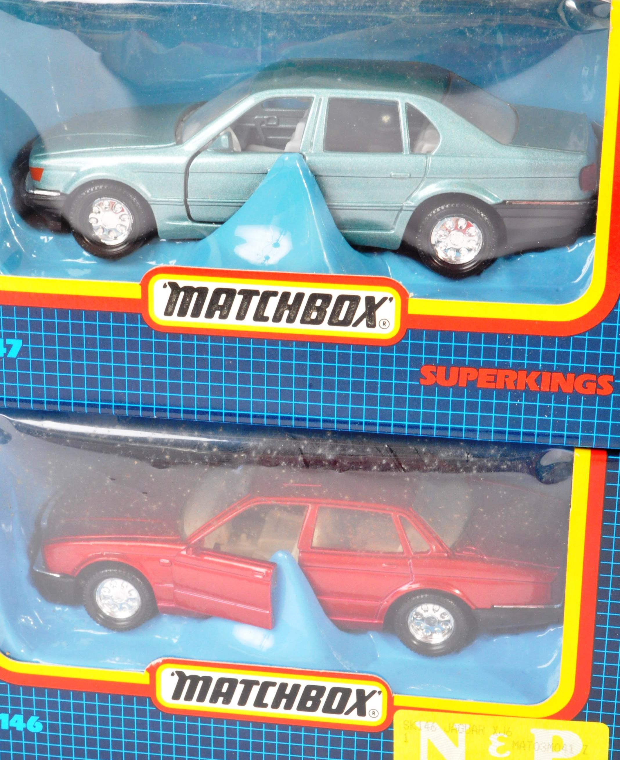 COLLECTION OF VINTAGE MATCHBOX SUPERKINGS DIECAST MODELS - Image 5 of 6