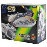 STAR WARS - KENNER COLLECTION POWER OF THE FORCE SEALED PLAYSET