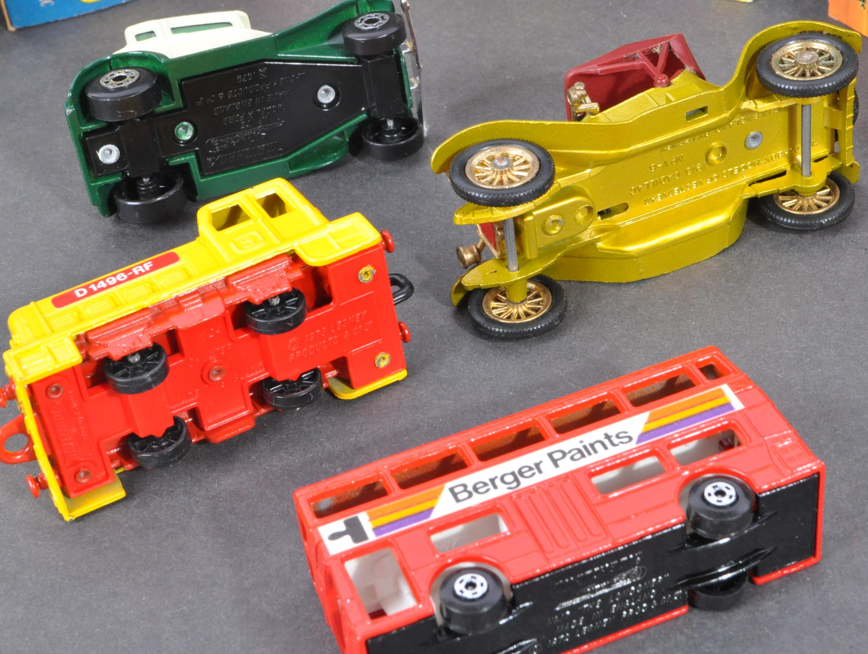 COLLECTION OF X10 ASSORTED MATCHBOX DIECAST MODELS - Image 6 of 6