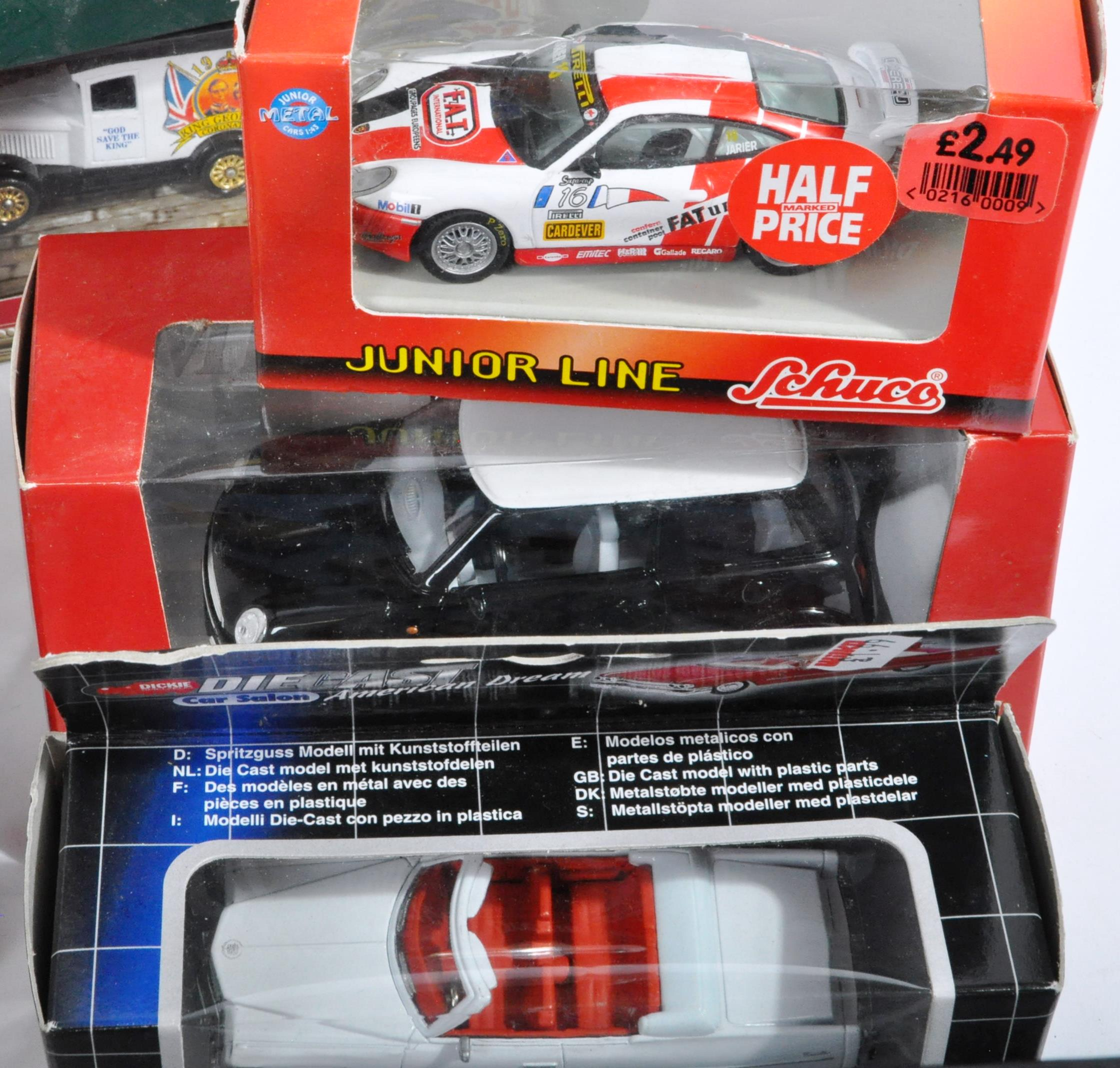 LARGE COLLECTION OF ASSORTED BOXED DIECAST MODEL CARS - Image 6 of 13