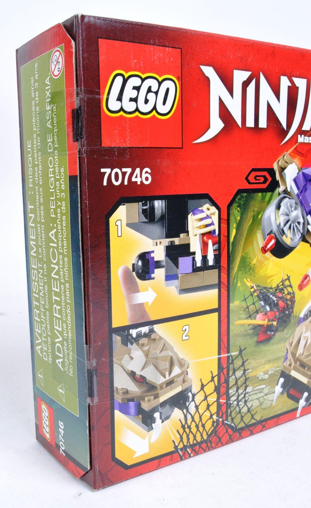 LEGO SETS - LEGO NINJAGO - 70589 / 70592 / 70746 / 70748 - Image 3 of 10
