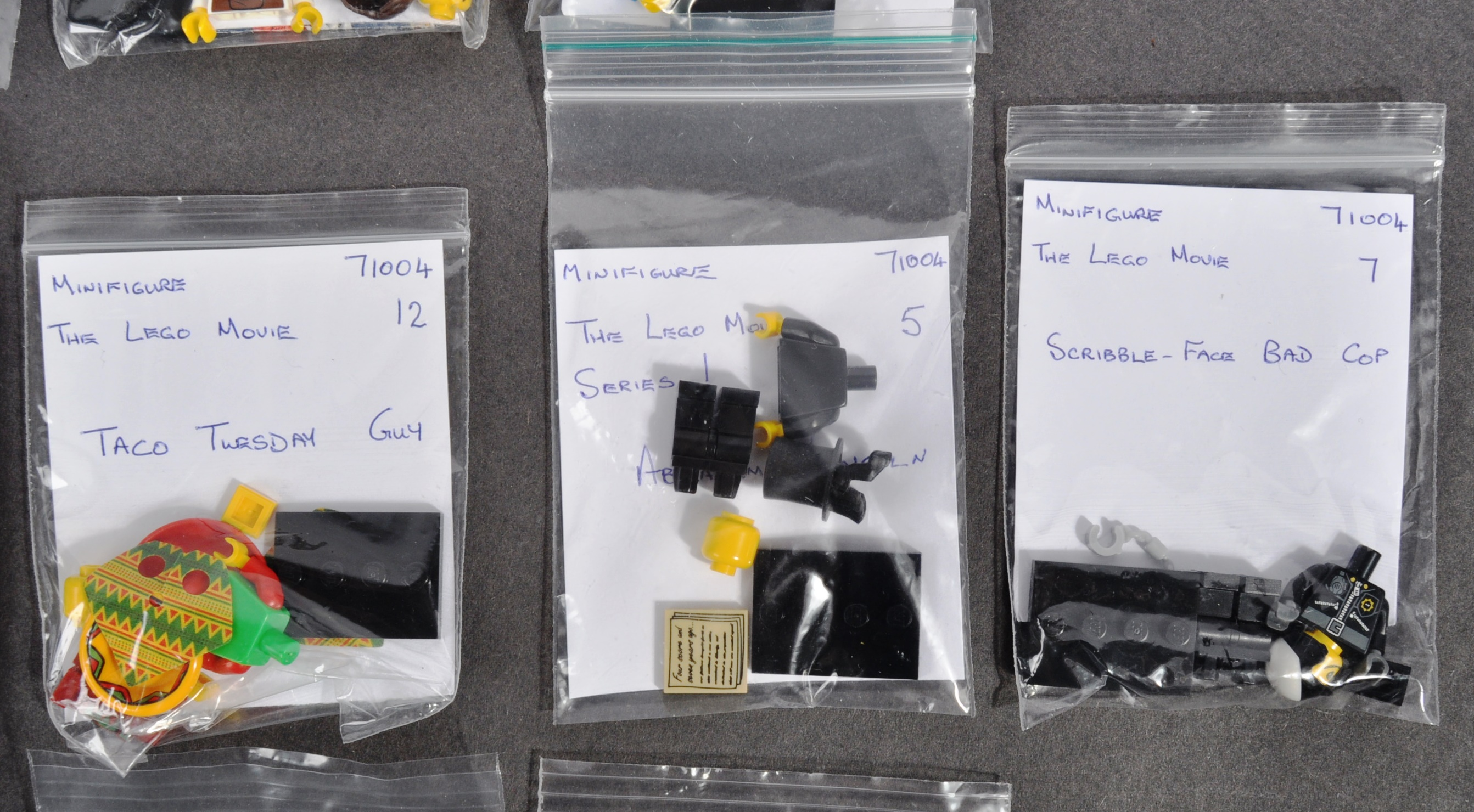 LEGO MINIFIGURES - 71004 - LEGO MOVIE SERIES 1 - Image 4 of 6