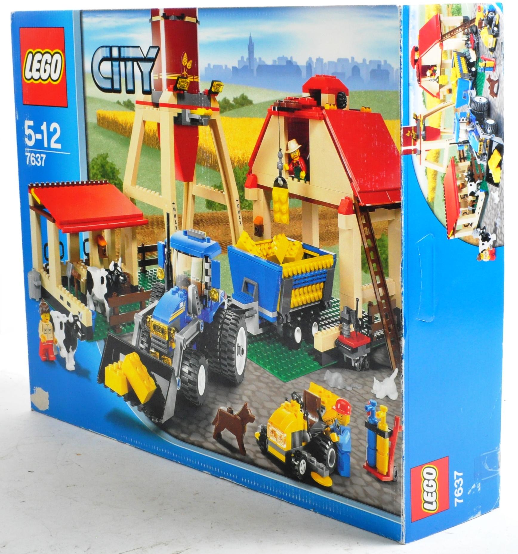 LEGO SET - LEGO CITY - 7637 - LEGO FARM - Image 3 of 4