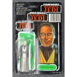 STAR WARS - ORIGINAL PALITOY CARDED MOC ACTION FIGURE
