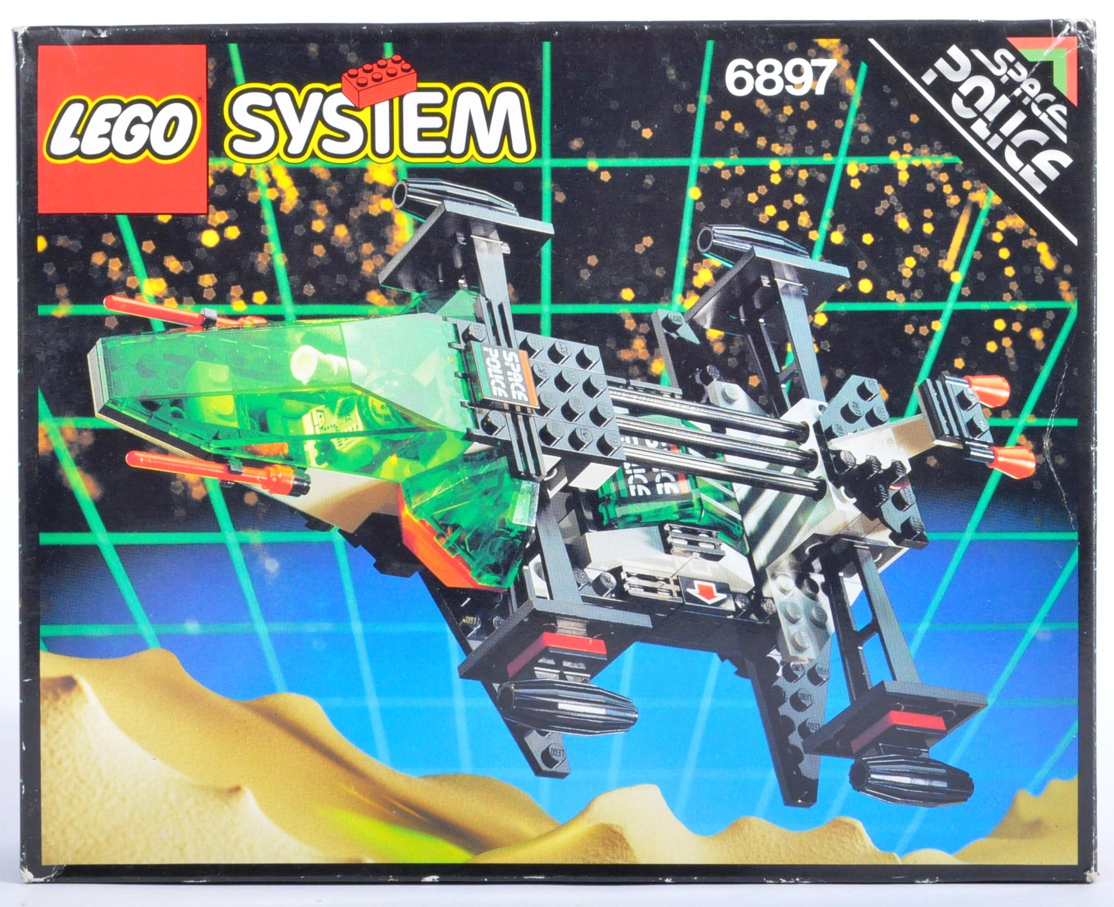 LEGO SET - LEGO SYSTEM - 6897 - REBEL SPACE HUNTER