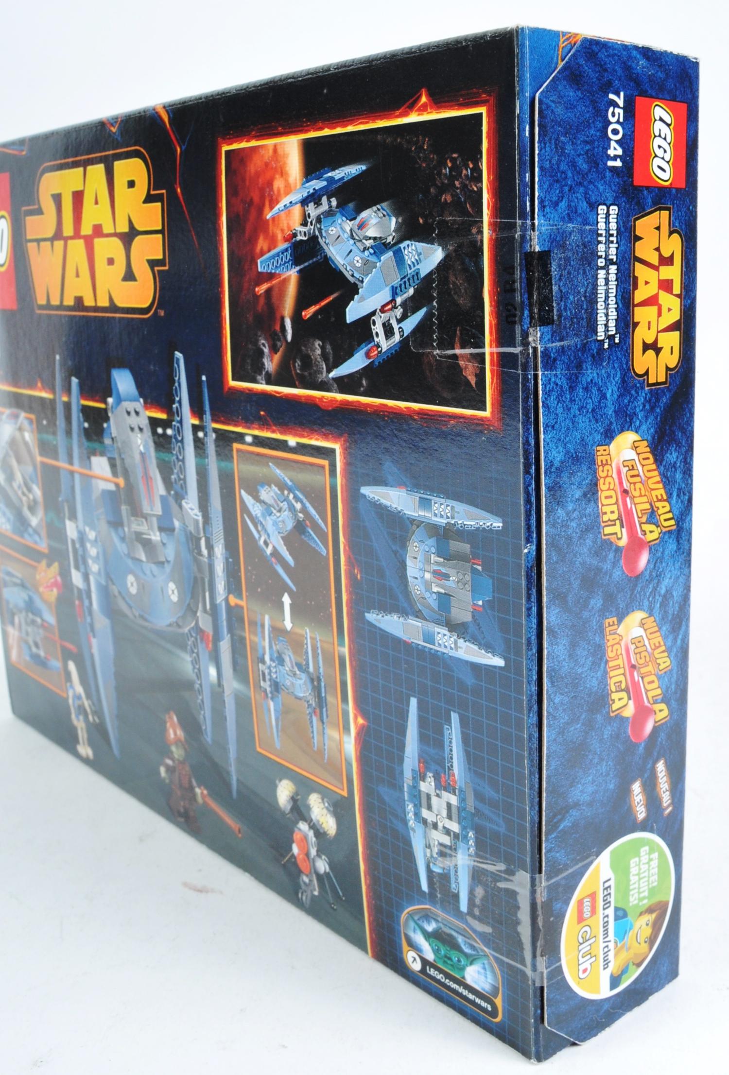LEGO SETS - LEGO STAR WARS - 75041 / 75042 - Image 5 of 6