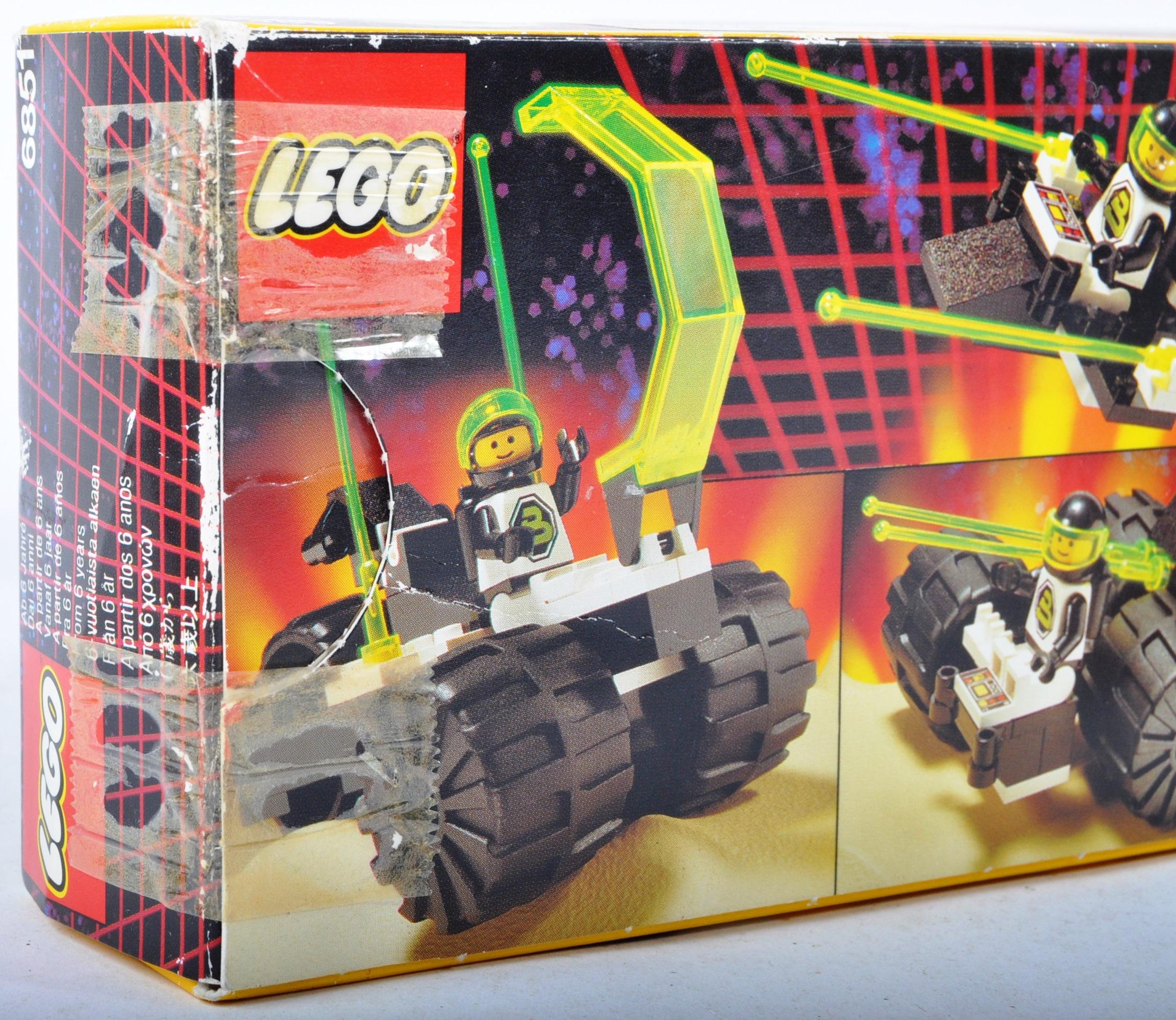 LEGO SETS - BLACKTRON - 6832 / 6833 / 6851 / 6878 / 6887 - Image 6 of 10