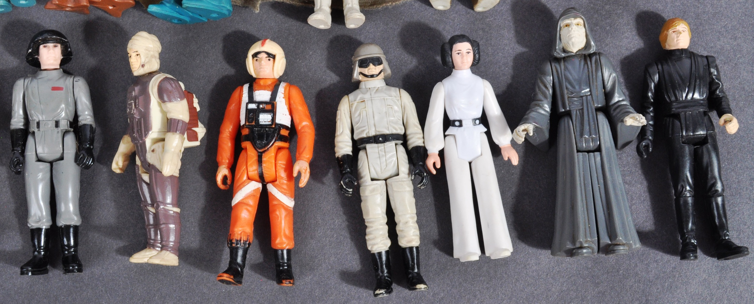 STAR WARS - COLLECTION OF VINTAGE KENNER / PALITOY ACTION FIGURES - Image 4 of 5