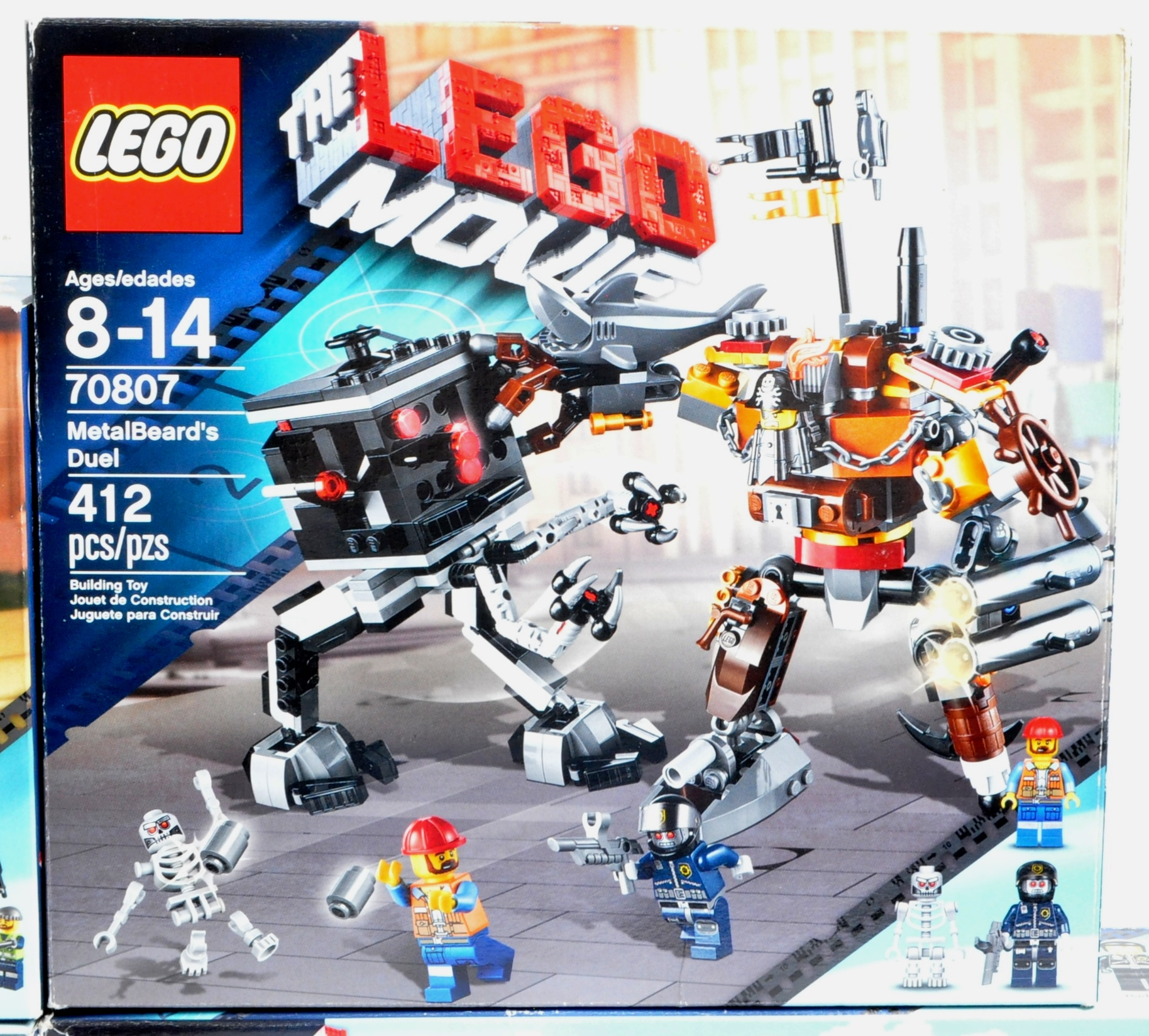 LEGO SETS - THE LEGO MOVIE - COLLECTION OF X7 LEGO MOVIE SETS - Image 5 of 17
