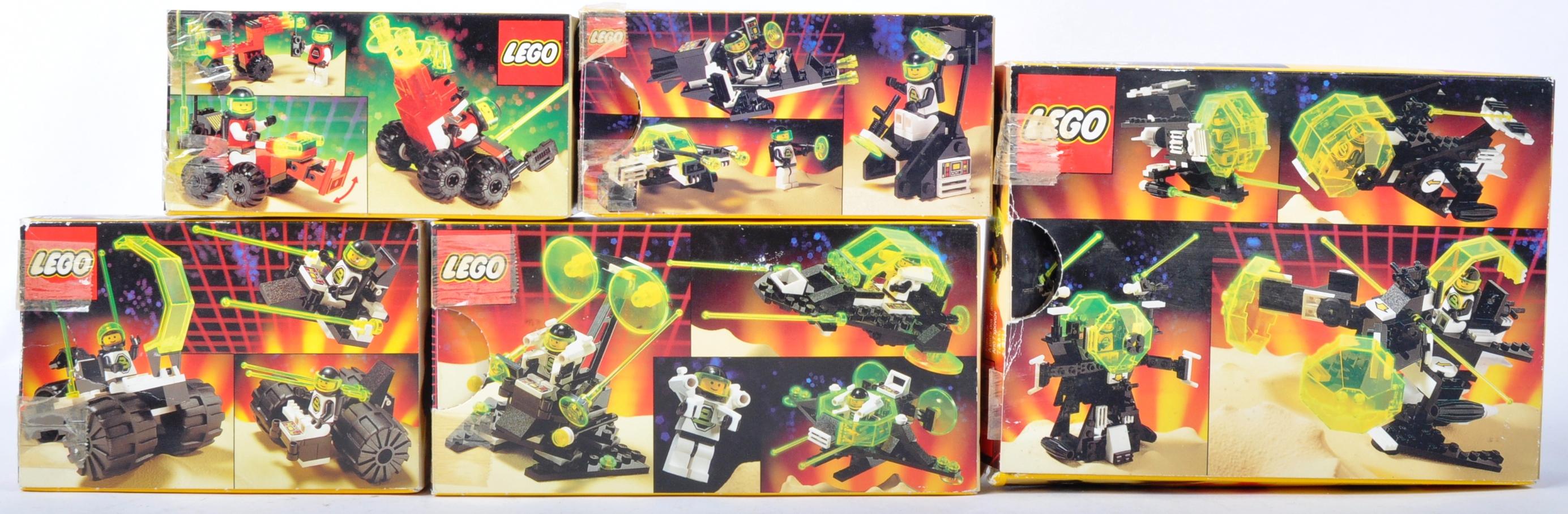 LEGO SETS - BLACKTRON - 6832 / 6833 / 6851 / 6878 / 6887 - Image 2 of 10