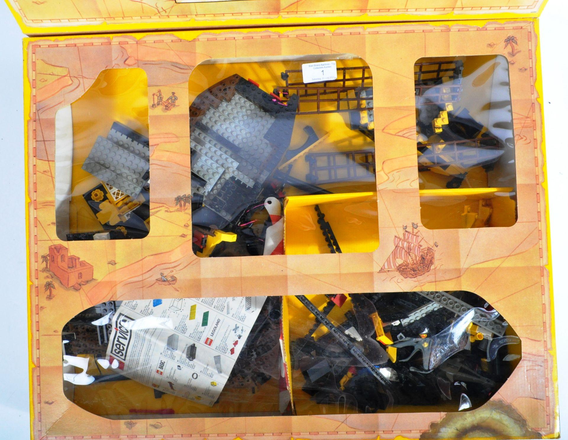 LEGO SET - LEGO LAND - 6285 - BLACK SEAS BARRACUDA - Image 8 of 8