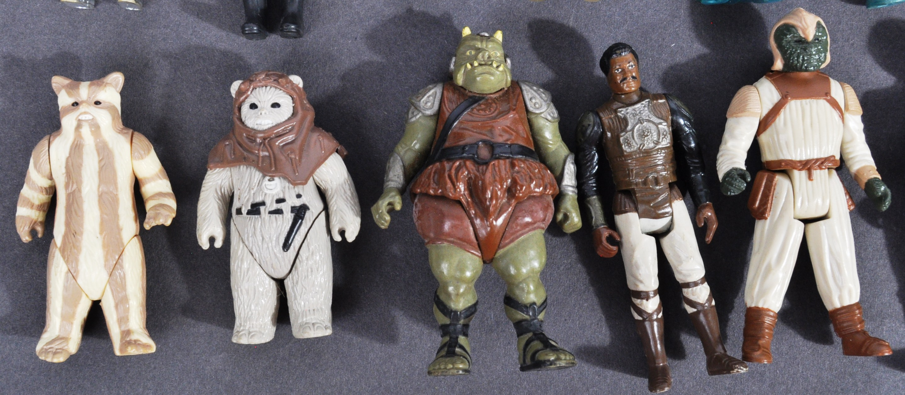STAR WARS - COLLECTION OF VINTAGE KENNER / PALITOY ACTION FIGURES - Image 3 of 5