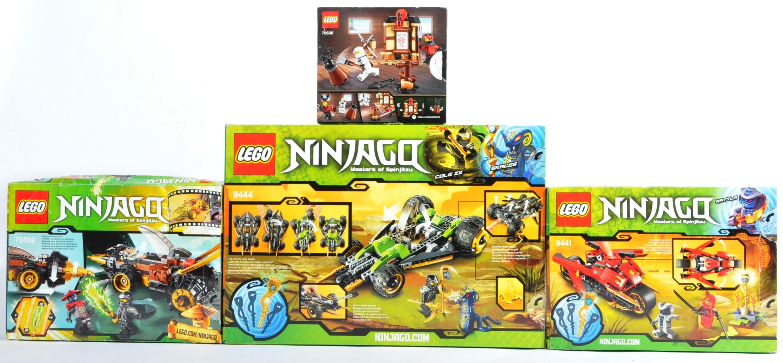 LEGO SETS - LEGO NINJAGO - 9441 / 70606 / 70502 / 9444 - Image 2 of 4