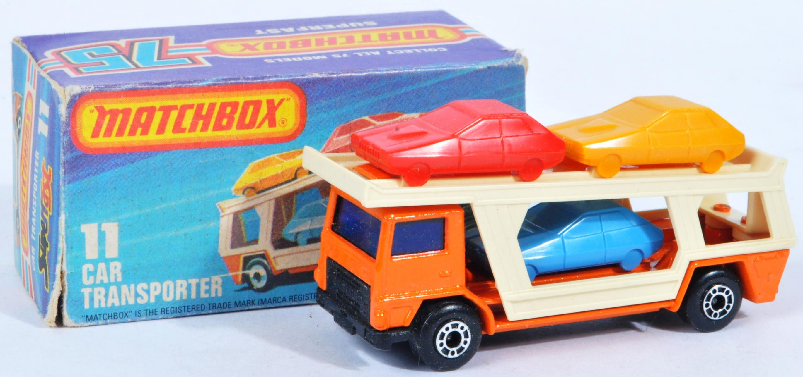LARGE COLLECTION OF LESNEY MATCHBOX DIECAST MODELS - Image 7 of 8