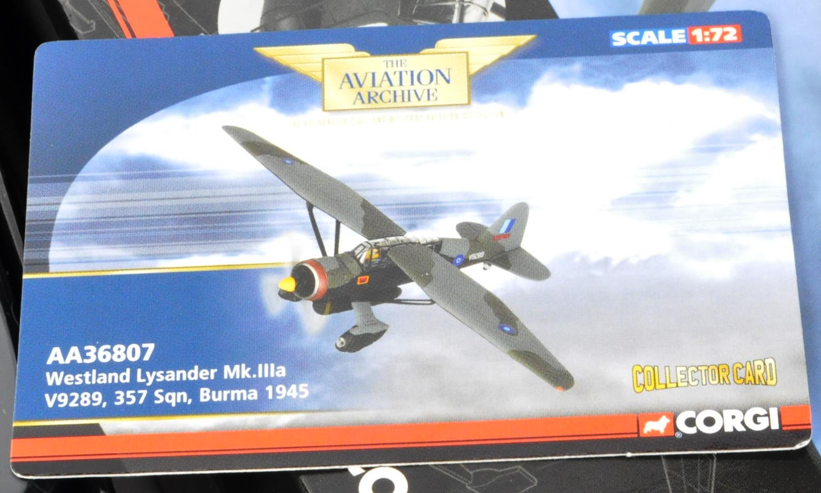 CORGI AVIATION ARCHIVE - TWO BOXED 1/72 SCALE LIMITED EDITION MODELS - Image 4 of 5