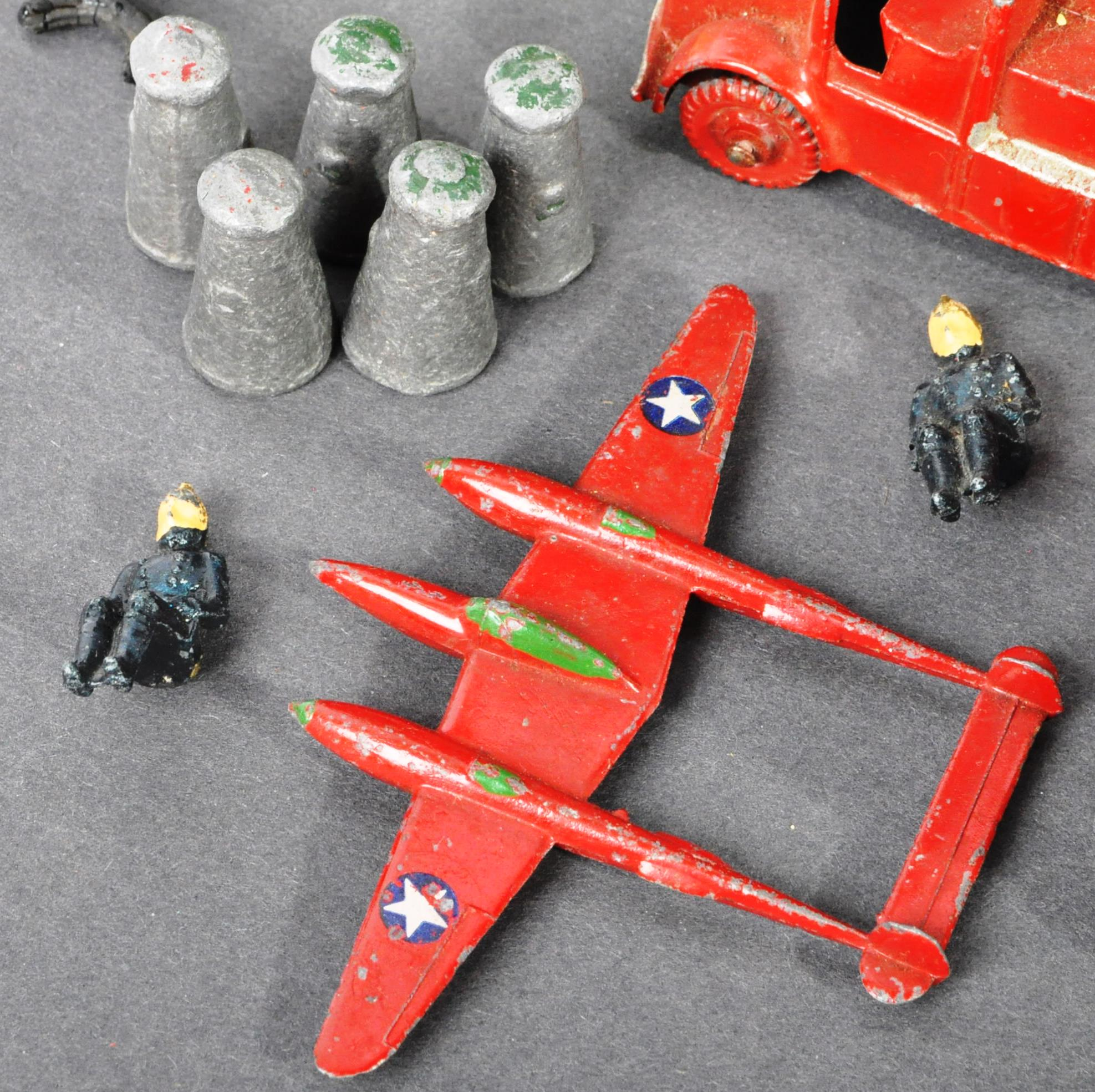 DIECAST - COLLECTION OF ASSORTED ANTIQUE / VINTAGE DIECAST - Image 9 of 9