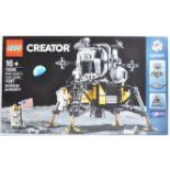 LEGO SET - LEGO CREATOR - 10266 - NASA APOLLO 11 LUNAR LANDER