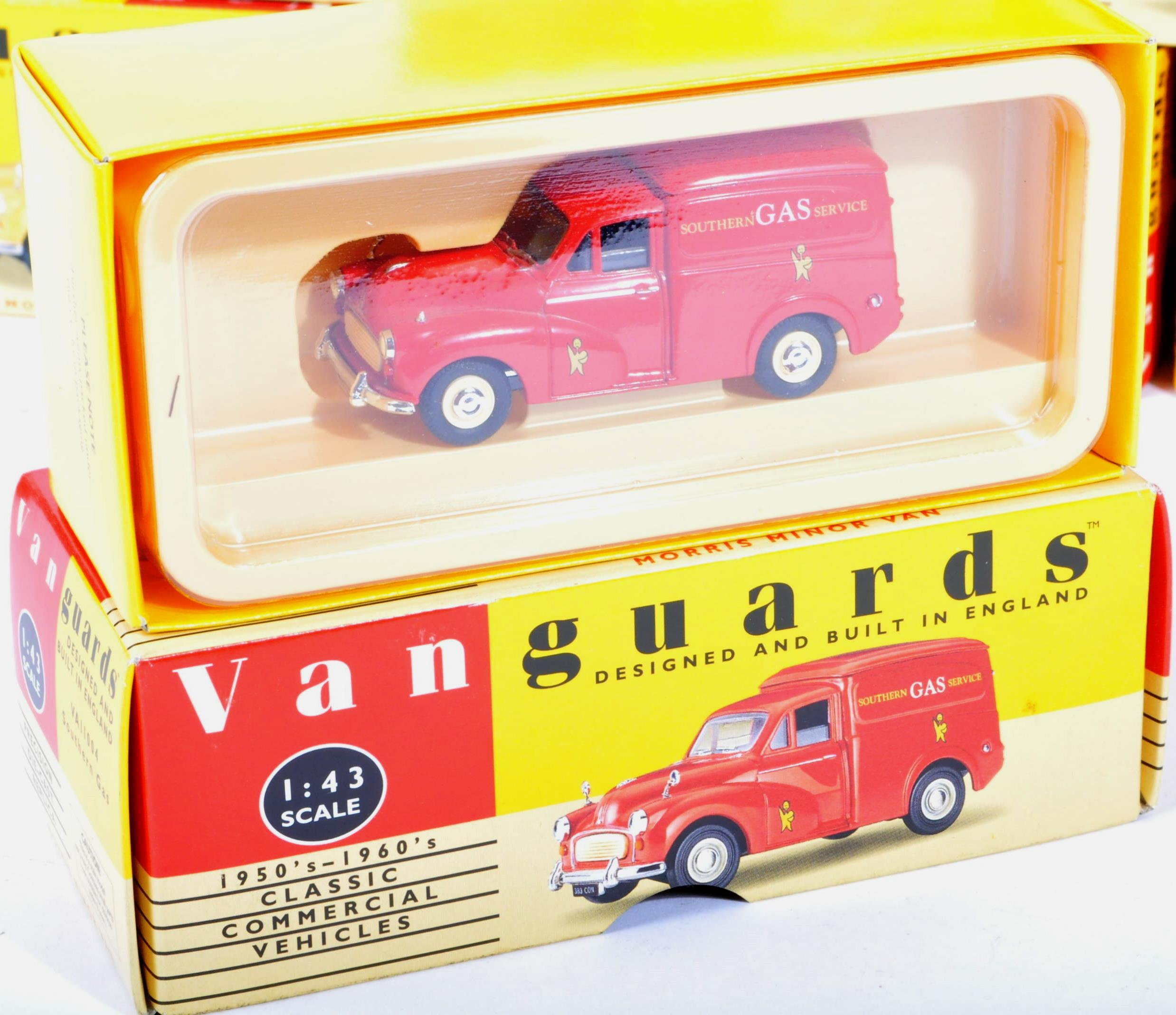 COLLECTION OF X10 LLEDO VANGUARDS DIECAST MODELS - Image 2 of 5
