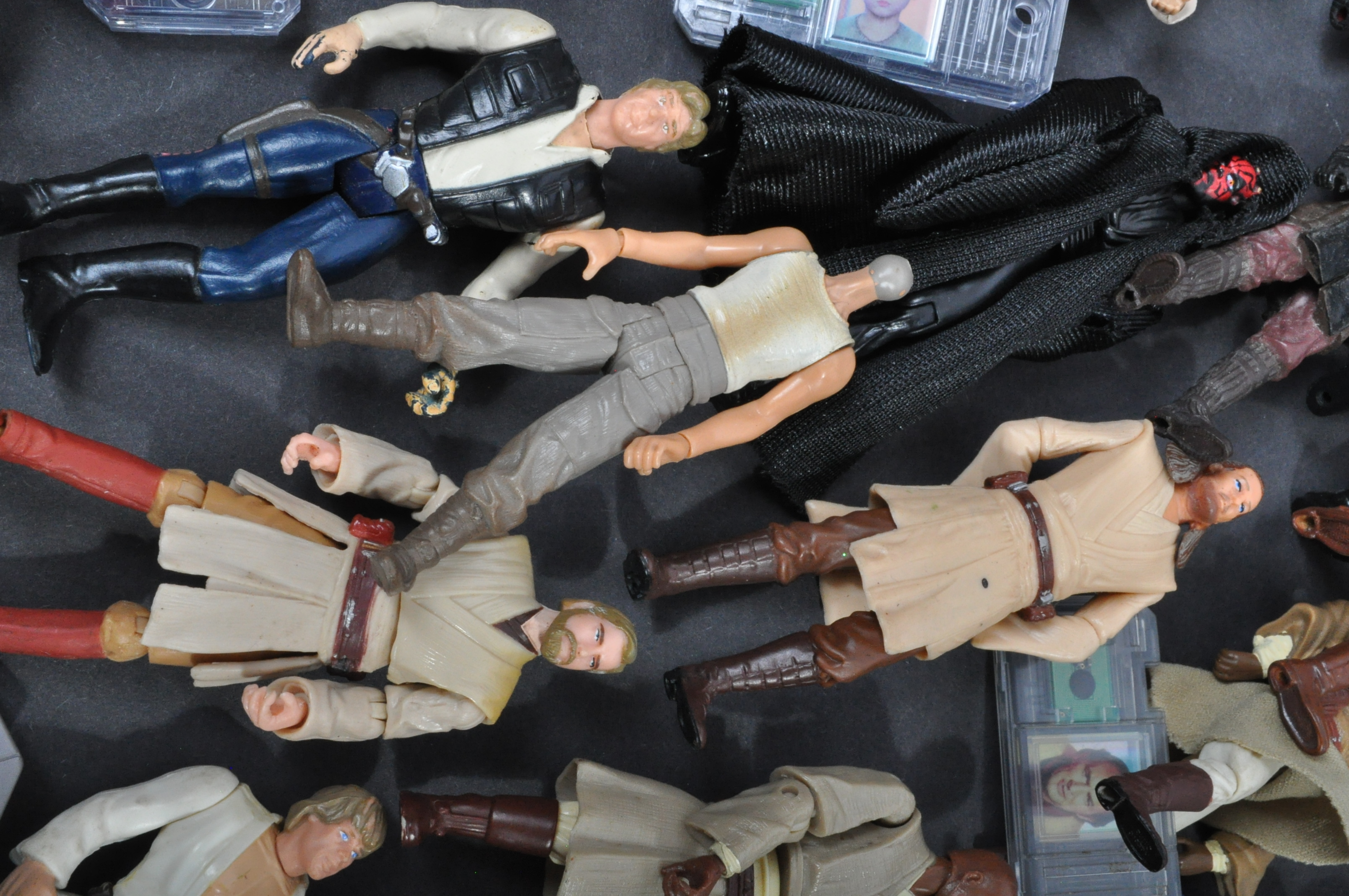 STAR WARS - LARGE COLLECTION KENNER / HASBRO CLONE WARS & OTHER FIGURES - Image 8 of 10