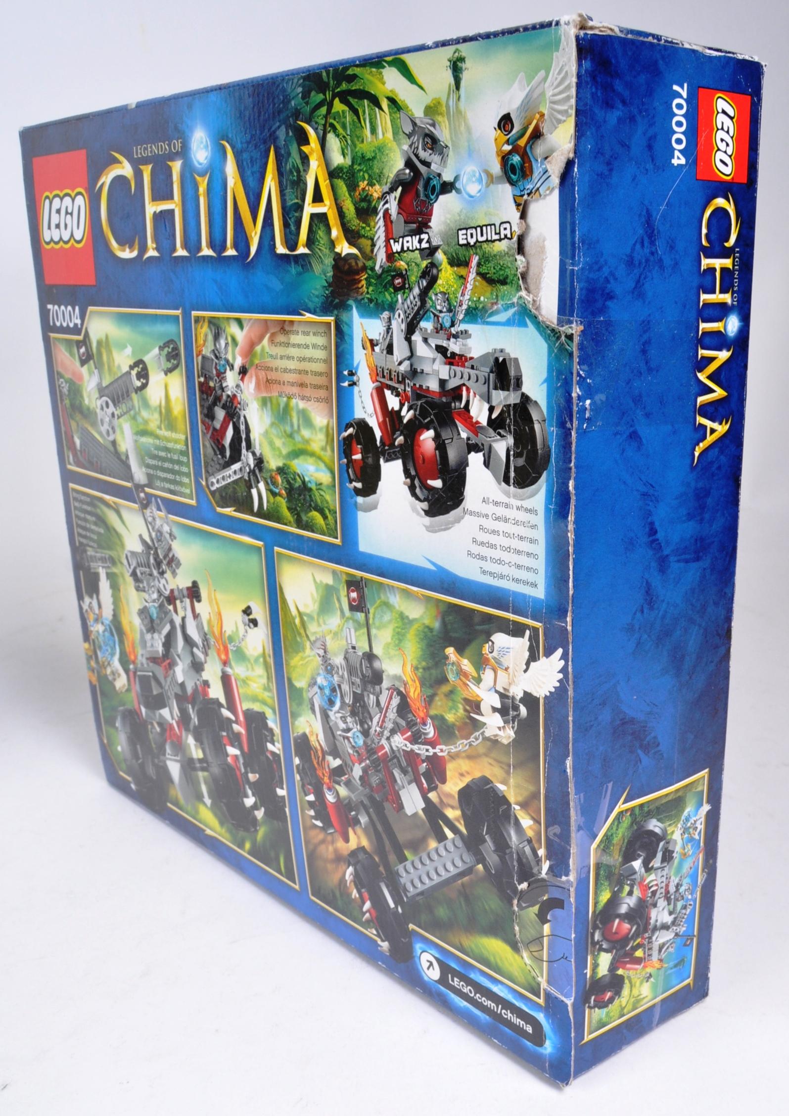 LEGO SETS - LEGENDS OF CHIMA - 70004 / 70132 - Image 3 of 6