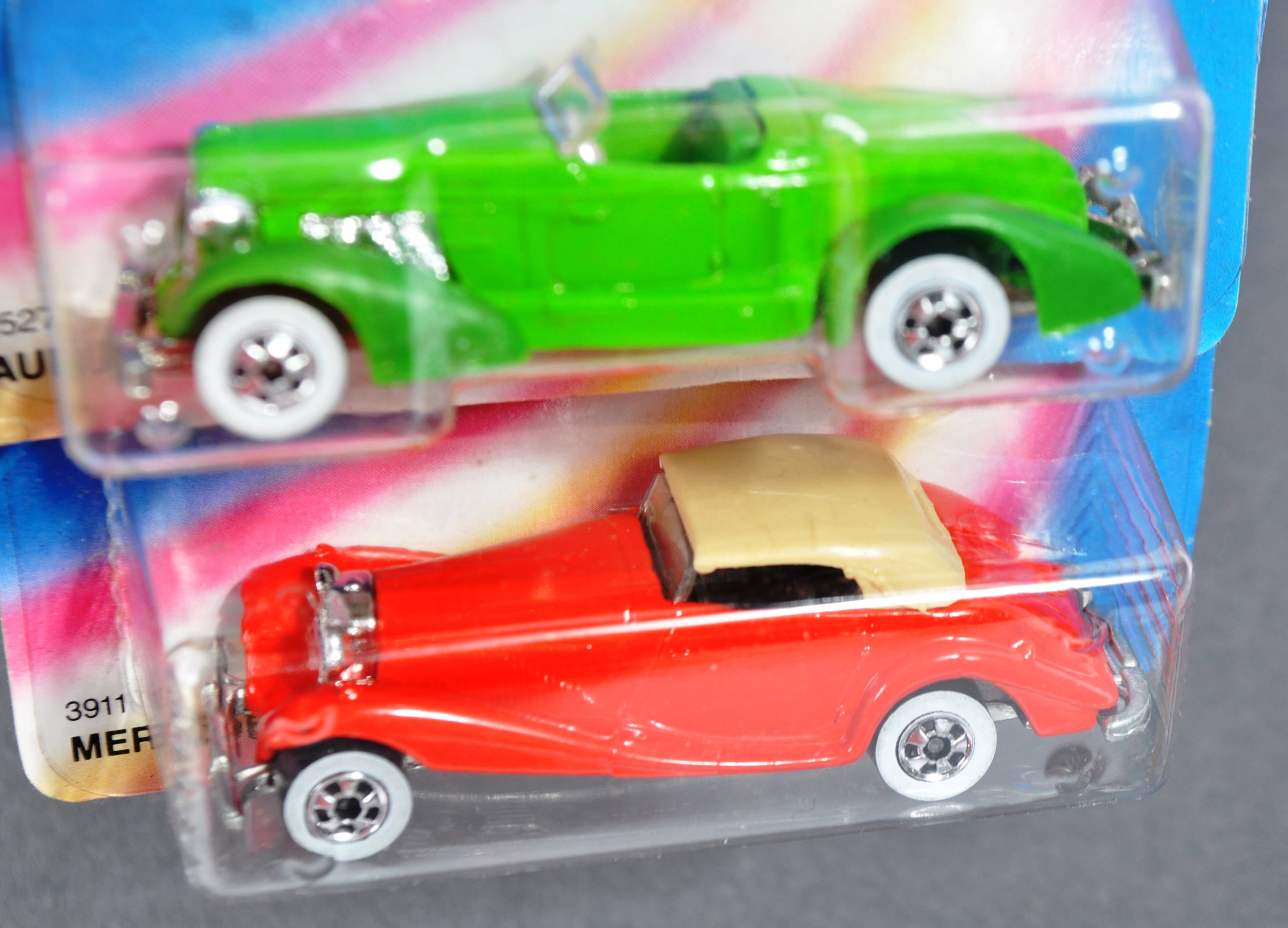 COLLECTION OF X7 VINTAGE MATTELL HOTWHEELS DIECAST CARS - Image 3 of 6