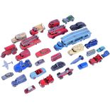 LARGE COLLECTION OF ASSORTED VINTAGE DIECAST MODELS