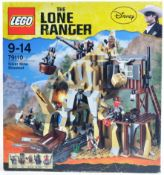 LEGO SET - THE LONE RANGER - 79110 - SILVER MINE SHOOTOUT