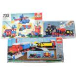 LEGO SETS - LEGO SYSTEM - 171 / 733 / 7720