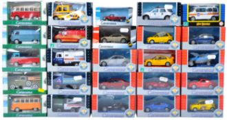 LARGE COLLECTION OF ASSORTED CARARAMA DIECAST MODEL CARS