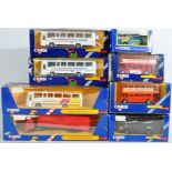 COLLECTION OF ASSORTED VINTAGE CORGI DIECAST MODEL VEHICLES
