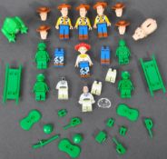 LEGO MINIFIGURES - COLLECTION OF ASSORTED TOY STORY MINIFIGURES
