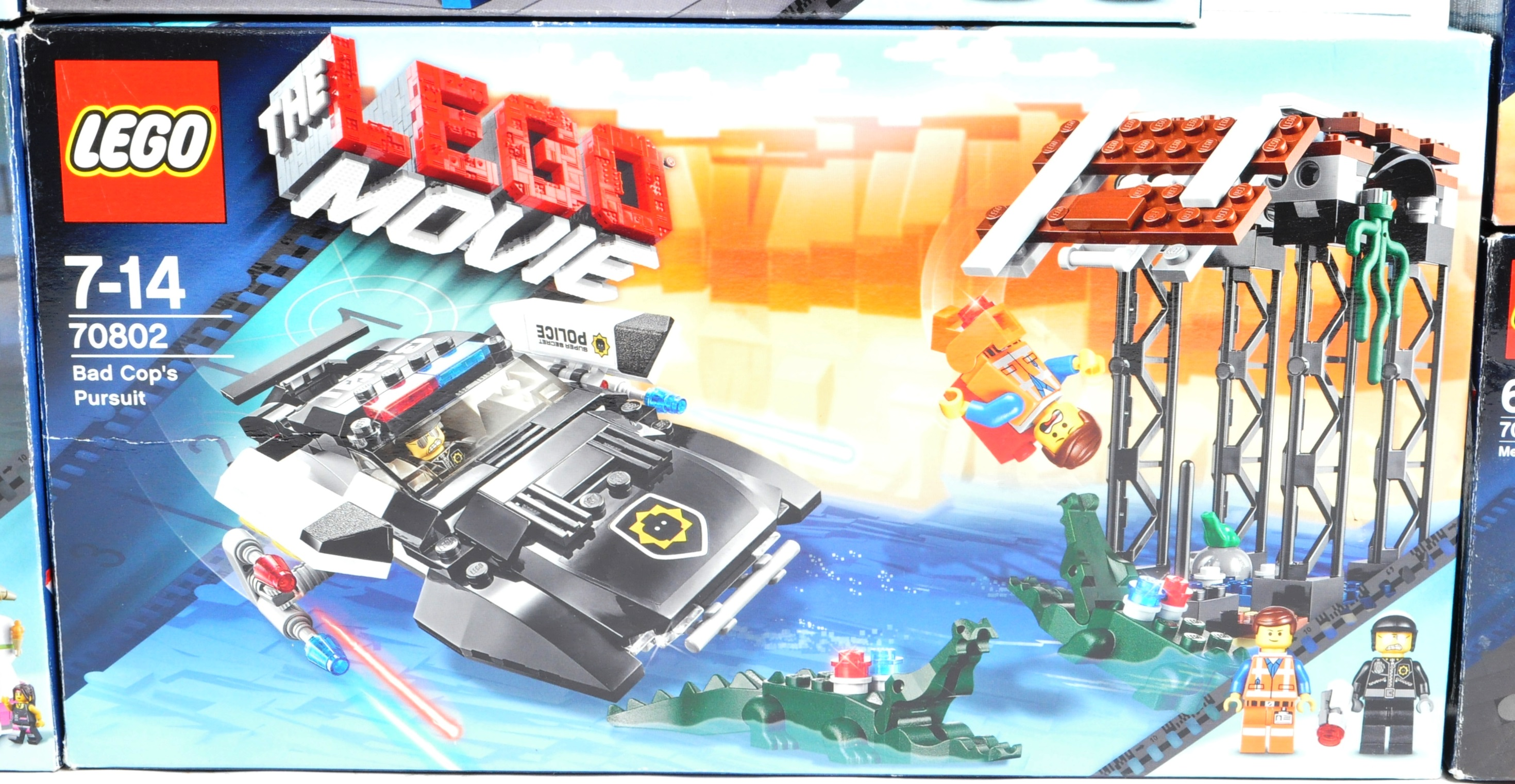 LEGO SETS - THE LEGO MOVIE - COLLECTION OF X7 LEGO MOVIE SETS - Image 6 of 17